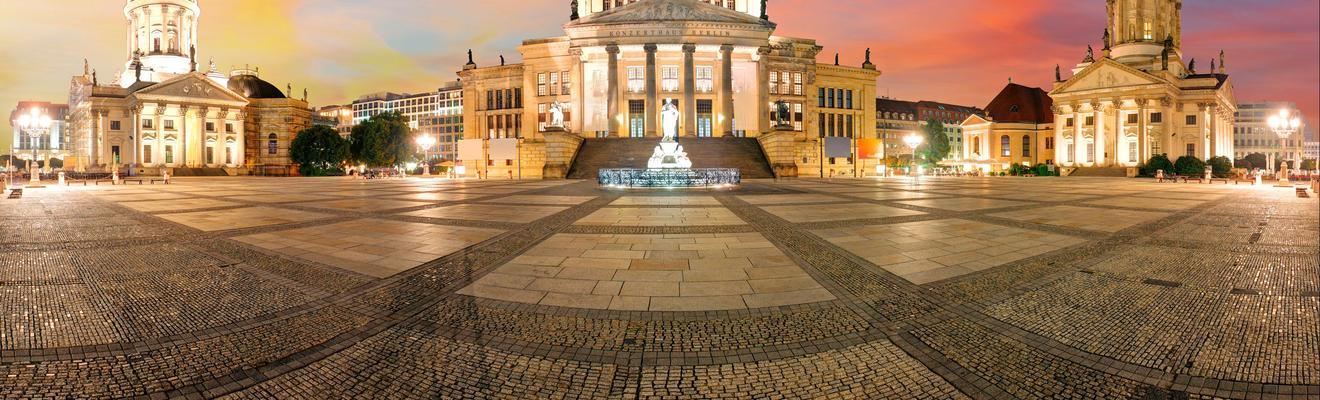 Berliini hotellia