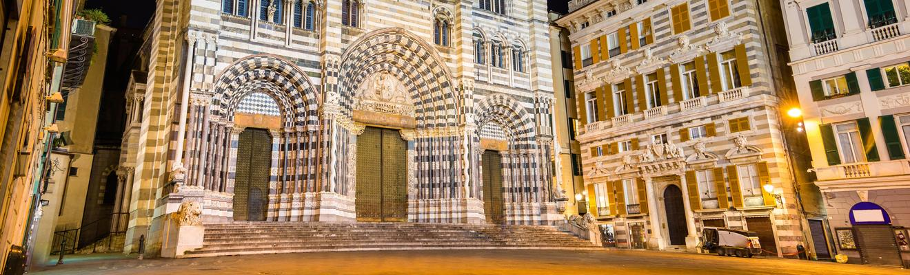 Genova hotellia