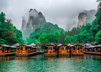 Wulingyuan hotels
