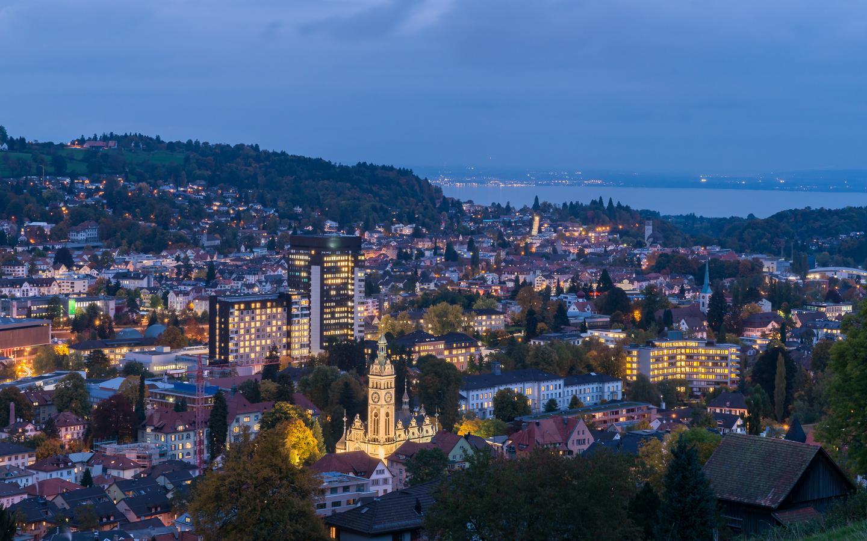 Ξενοδοχεία στην πόλη Saint Gallen