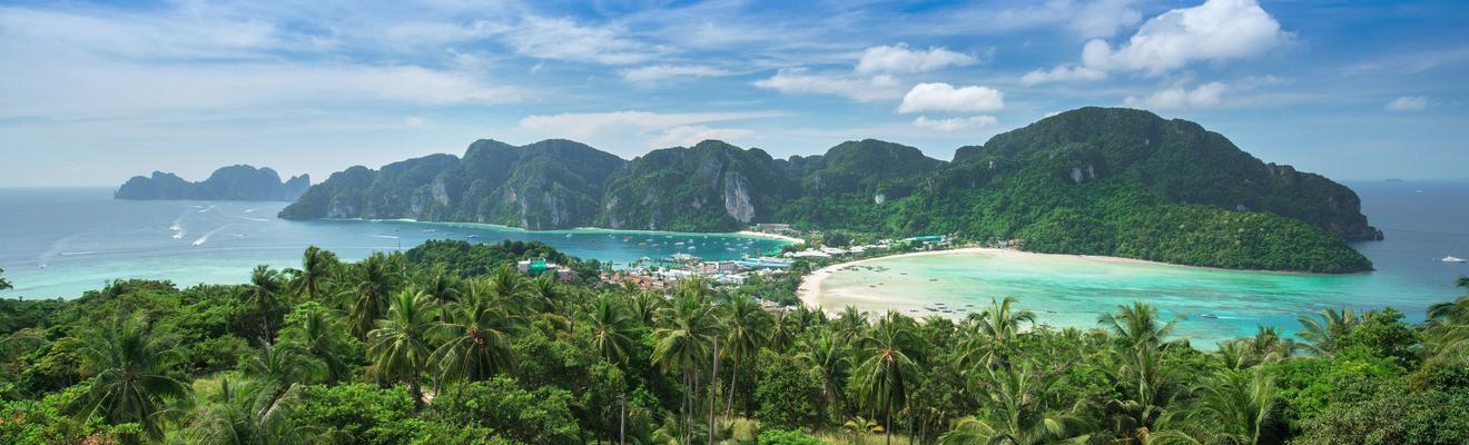 Phi Phi -saaret hotellia