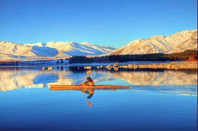 Lake Tekapo hoteles
