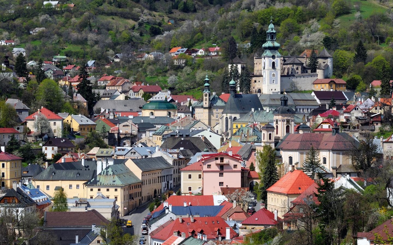 Banská Štiavnica hotels