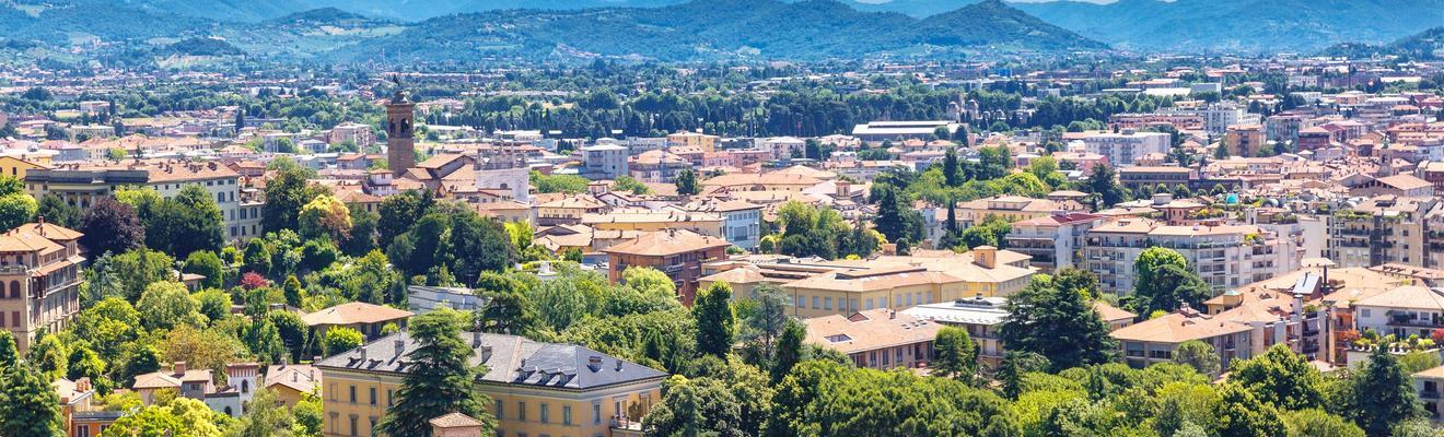 Bergamo hotellia