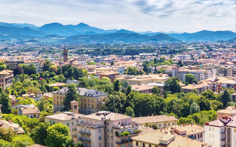 Khách sạn ở Bergamo