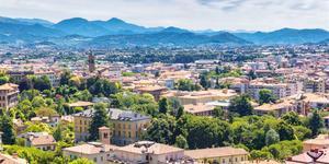 Autonvuokraus: Bergamo