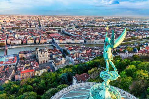 Offres d'hôtels à Lyon