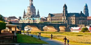 Mietwagen in Dresden