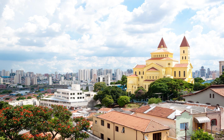 Ξενοδοχεία στην πόλη São Carlos