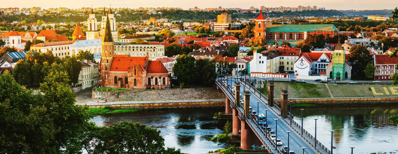 Alquiler de coches en Aeropuerto Kaunas