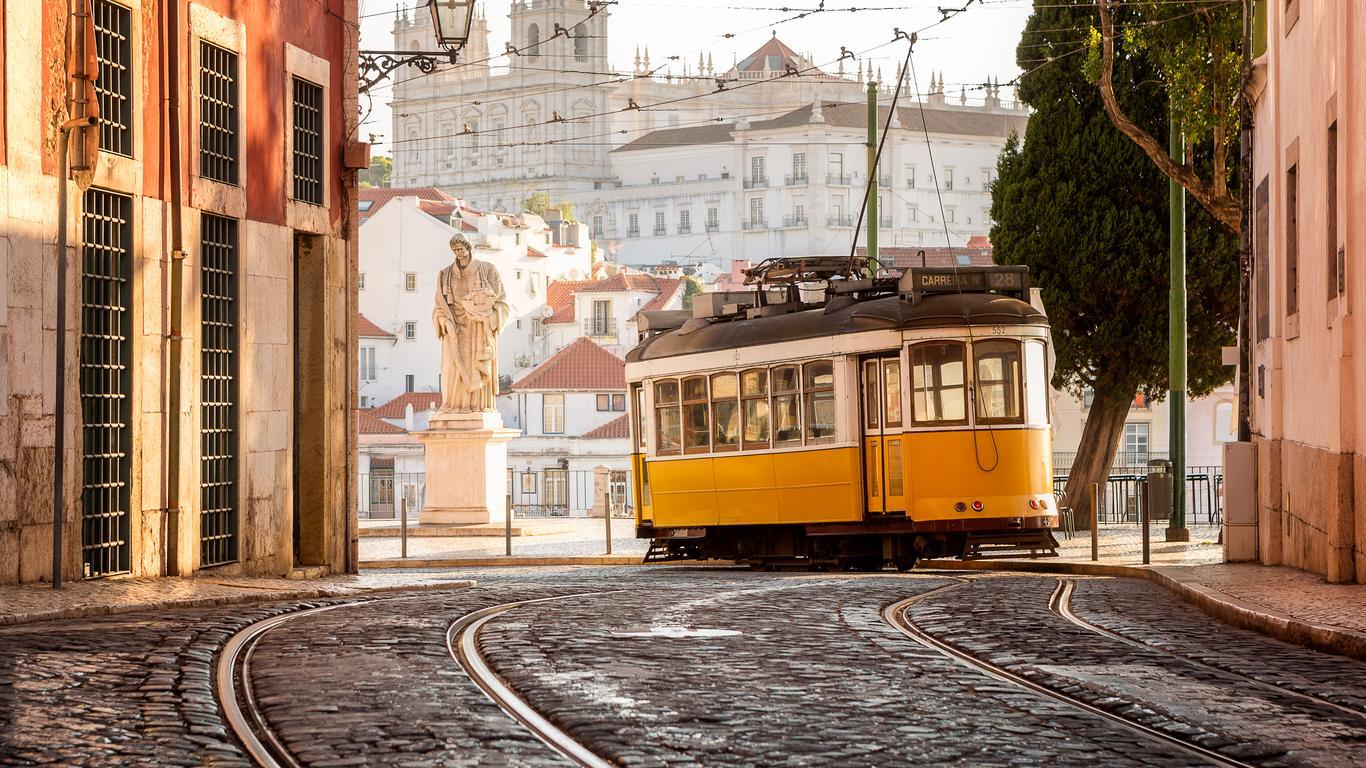 Lissabon autoverhuur