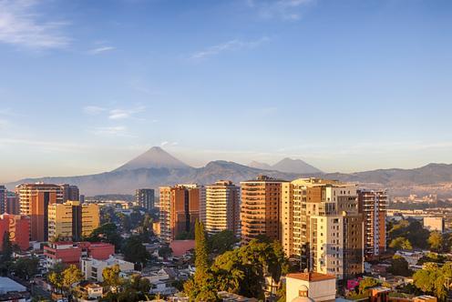 Ofertas de hotel en Ciudad de Guatemala