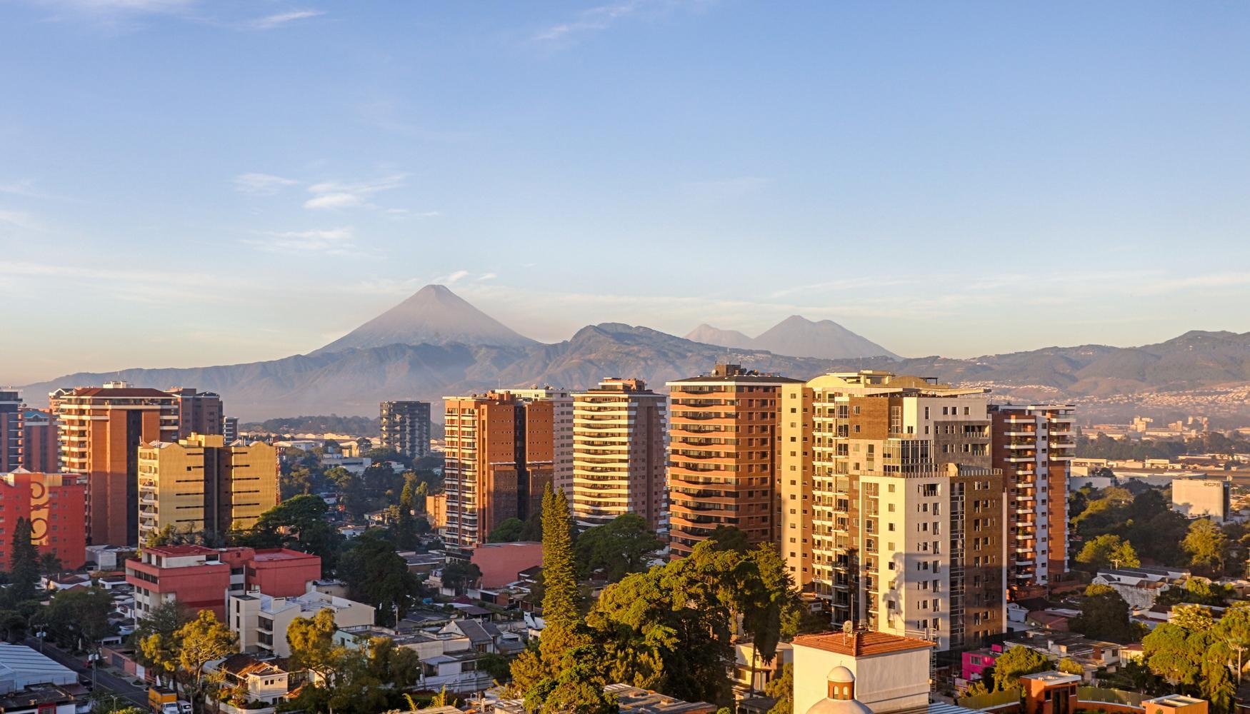 Coches de alquiler en Centroamérica