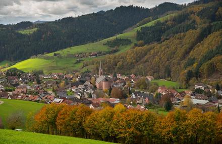 Oberharmersbach
