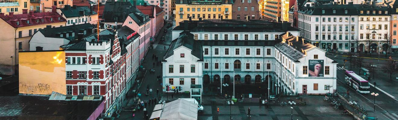 Tukholma hotellia