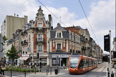Le Mans hotels