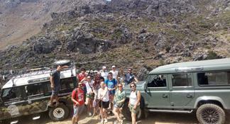 Georgioupolis Full-Day Land Rover Safari Experience