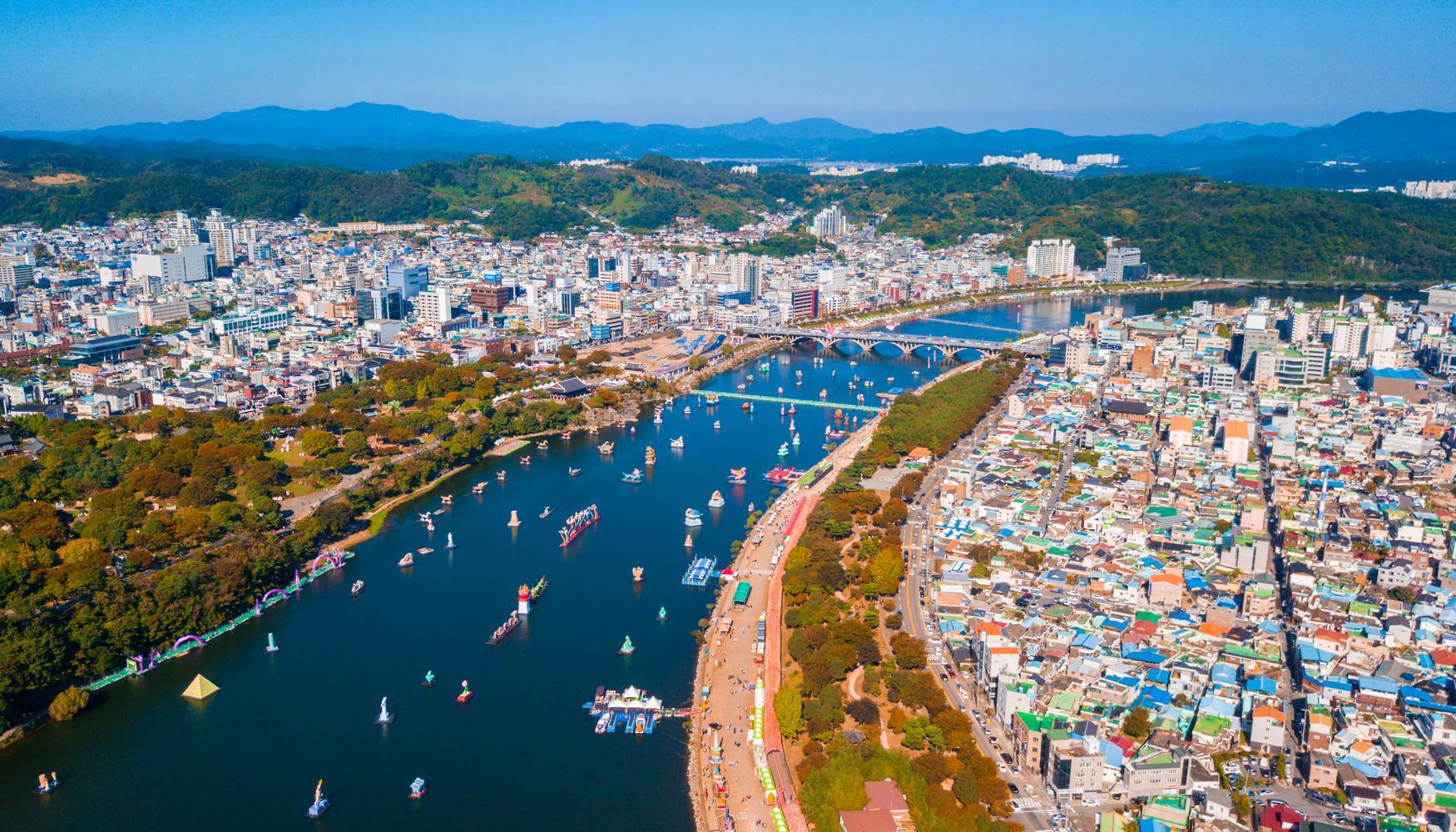 Car hire at Jinju Sacheon Airport