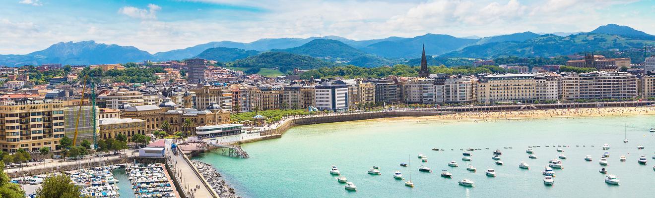 San Sebastián hotellia