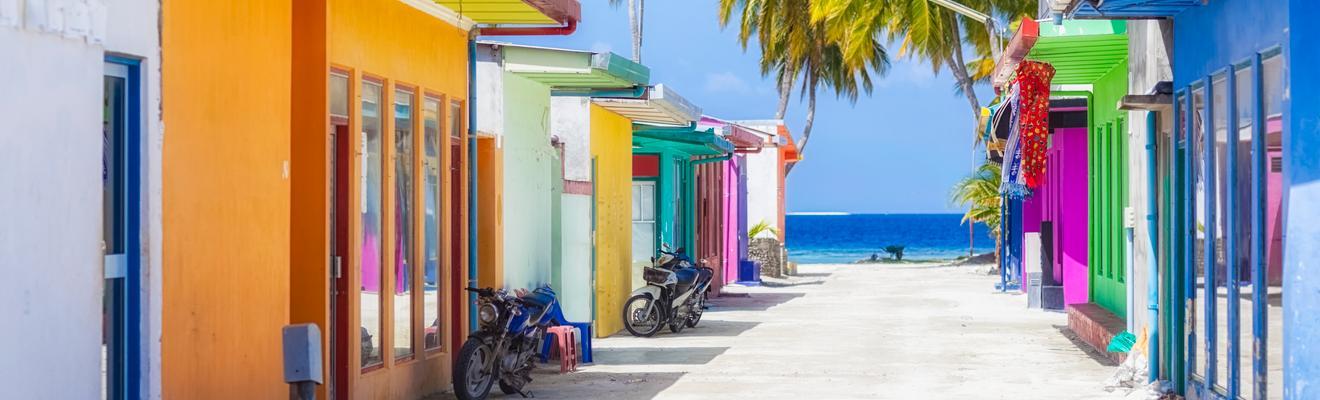 Khách sạn ở Maafushi