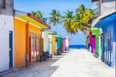 Ξενοδοχεία στην πόλη Maafushi