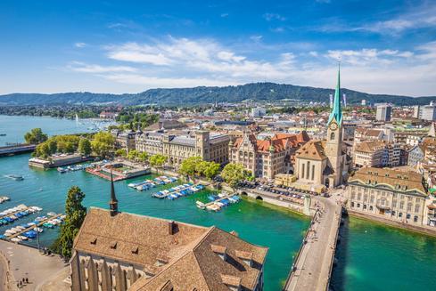Promo Hotel di Zurich