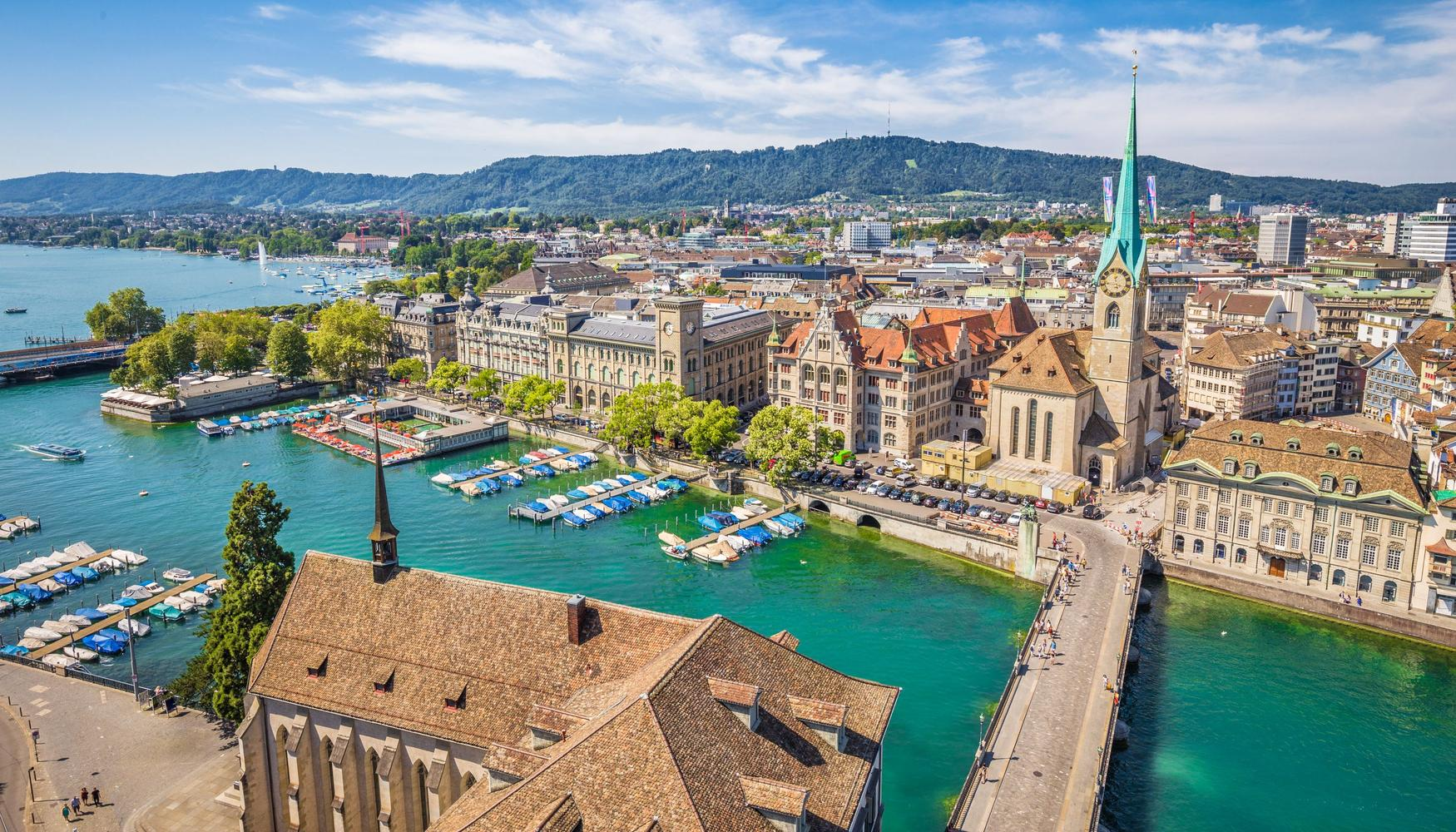 Car hire at Zurich Airport