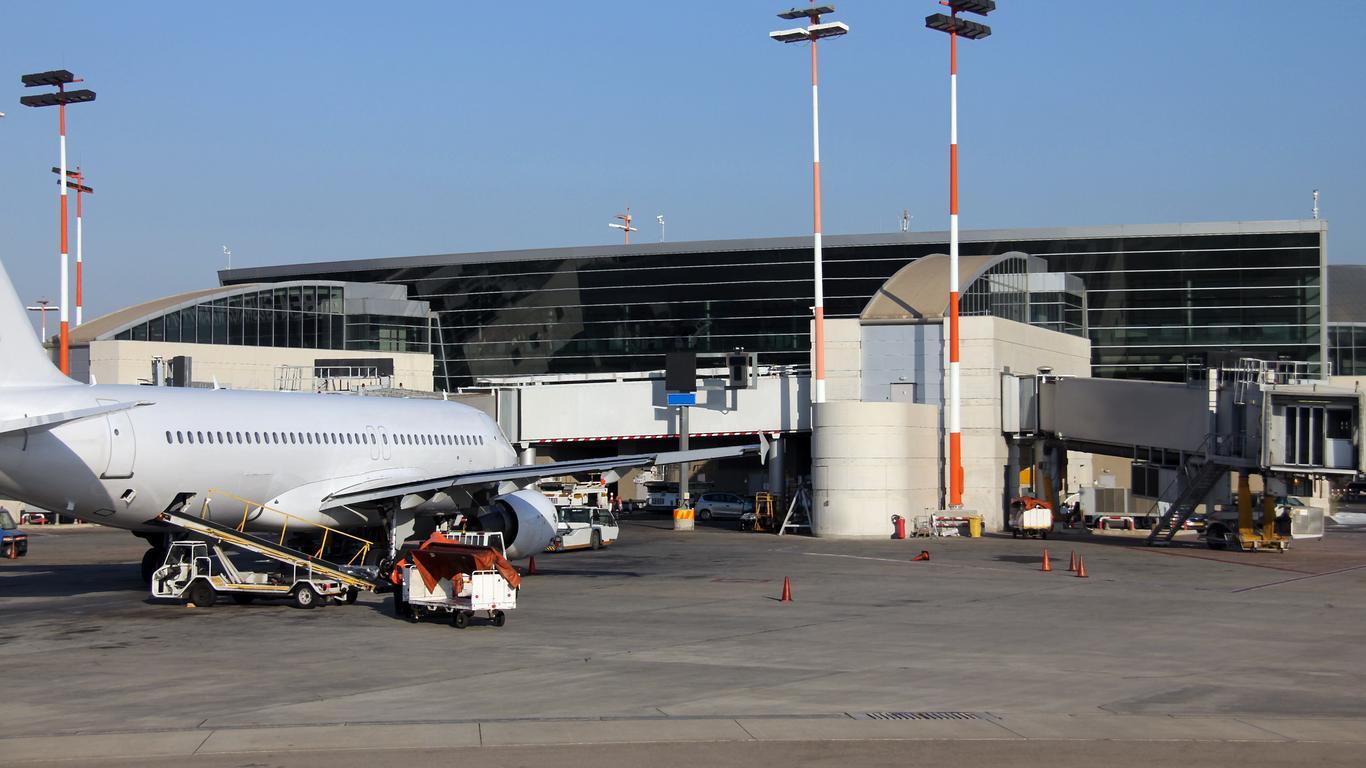 Car hire at Tel Aviv Ben Gurion Intl Airport