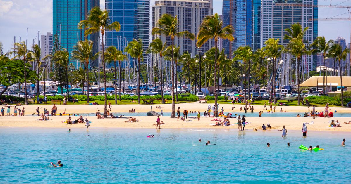 Alamo Car Rentals In Honolulu From 36 Day Kayak