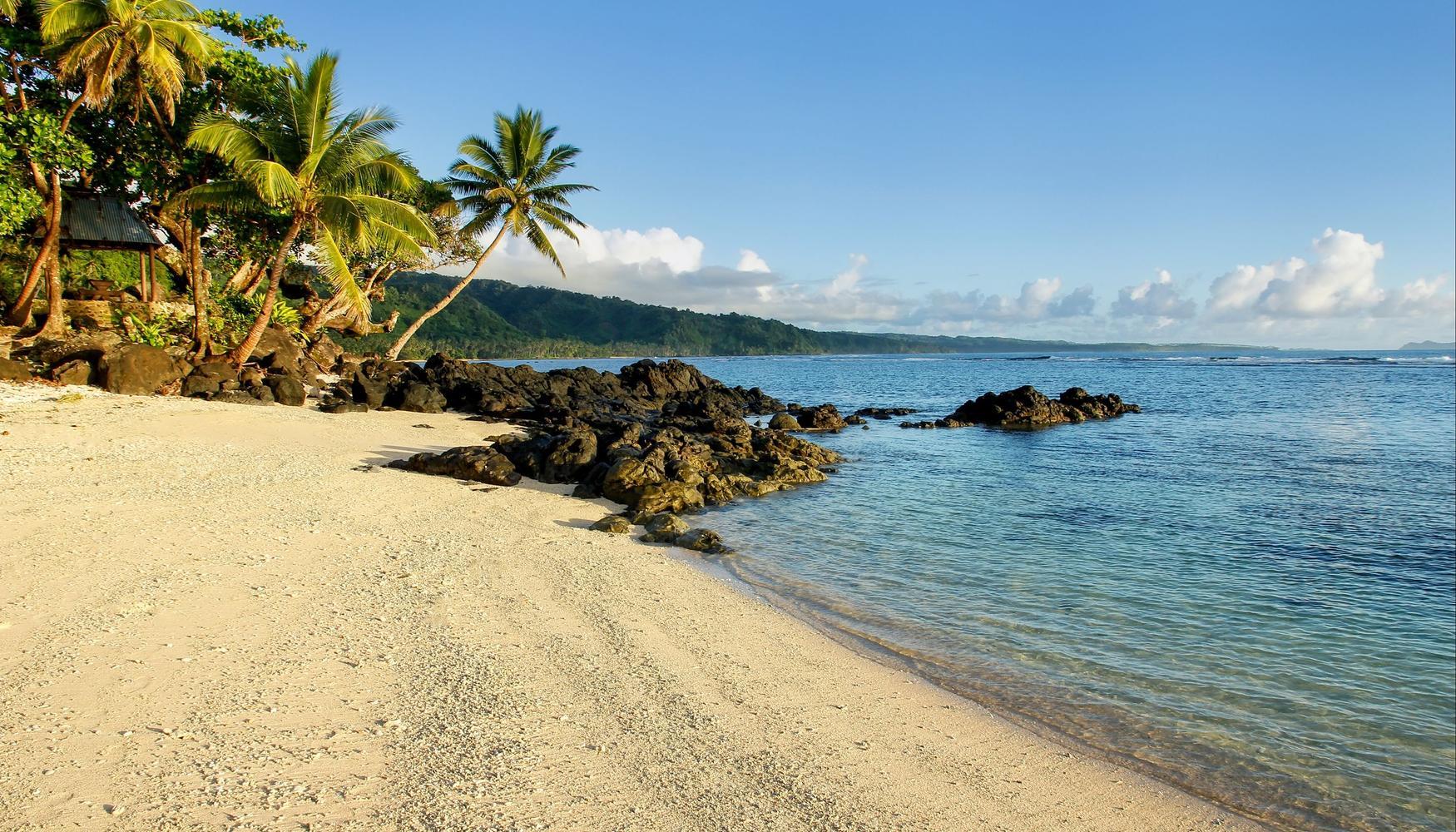 Car hire at Taveuni Island Matei Airport