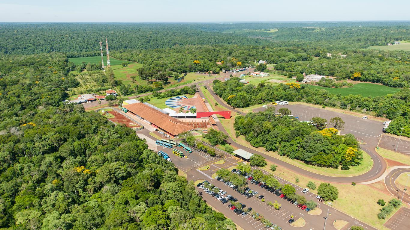 Foz do Iguaçu - Ενοικίαση αυτοκινήτου
