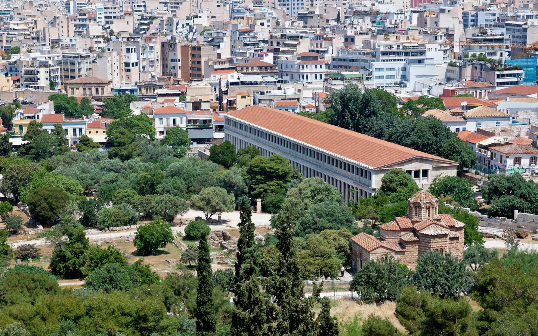 Hôtels à Athènes