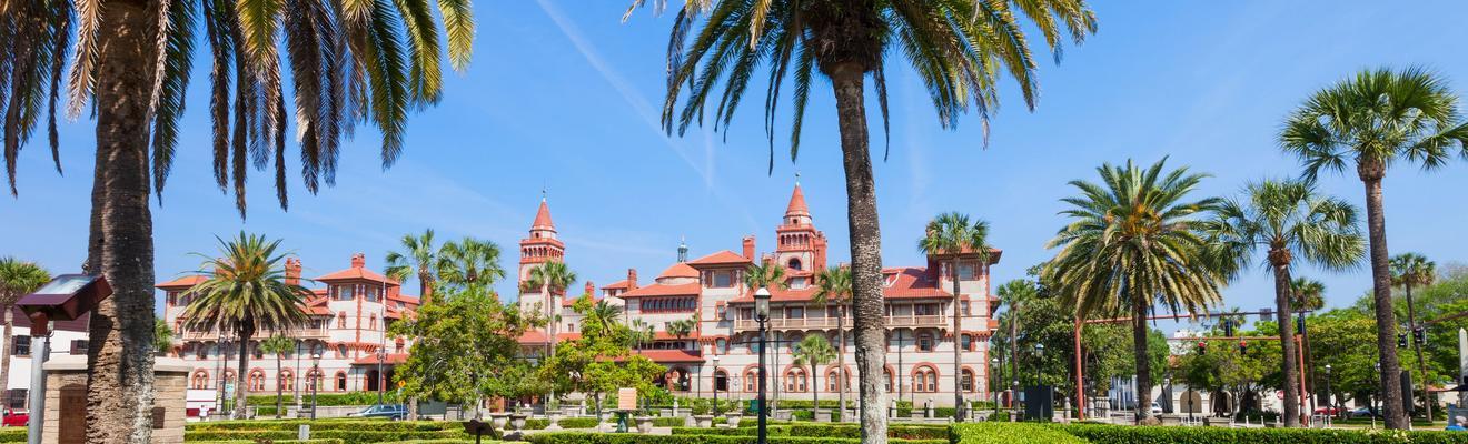 St. Augustine hotellia