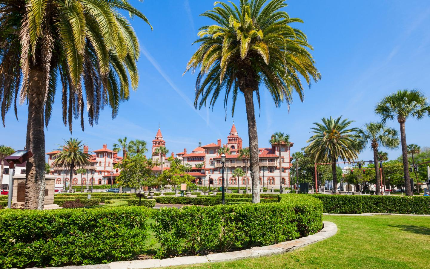 St. Augustine hoteles