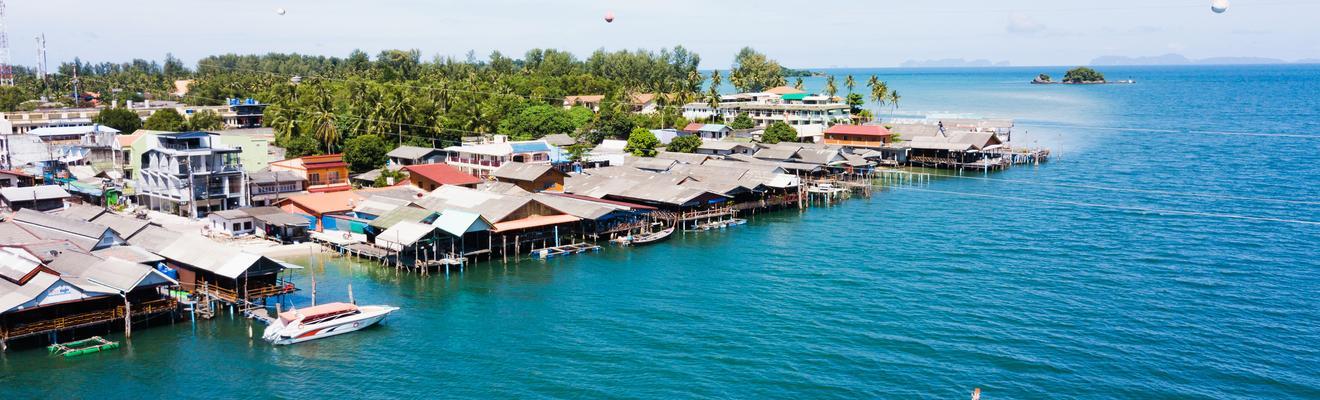 Khách sạn ở Ko Lanta