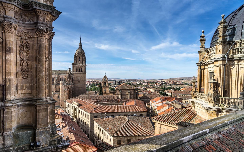 Salamanca hoteles