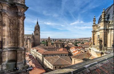 Salamanca hotels