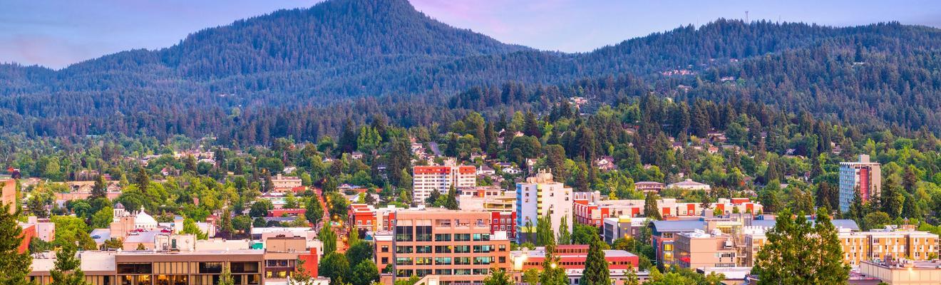 Eugene hotellia