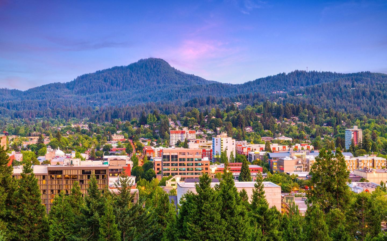 Khách sạn ở Eugene