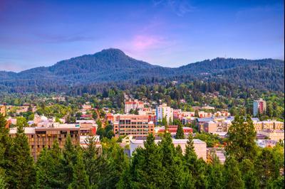 Ξενοδοχεία στην πόλη Eugene