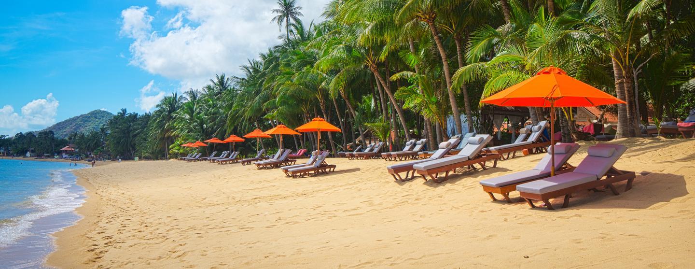 Ko Samui luxury hotels