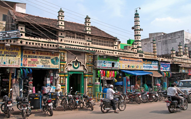 Ξενοδοχεία στην πόλη Madurai
