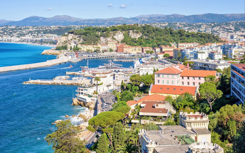 Hôtels à Antibes
