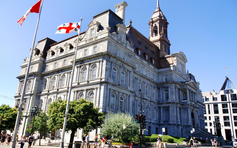 Hôtels à Montréal
