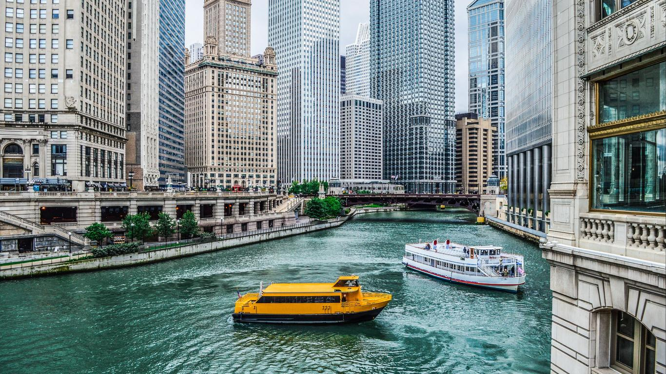 Chicago car hire