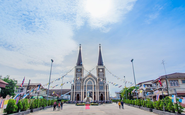 Ξενοδοχεία στην πόλη Chanthaburi