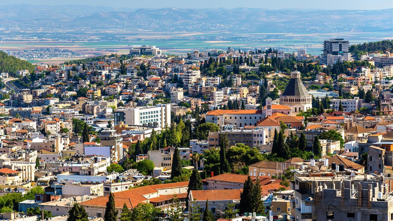 Nazareth autoverhuur