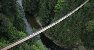 Excursion en bus de Vancouver à Victoria et aux Butchart Gardens