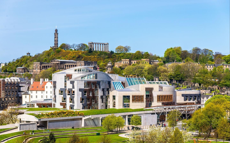 Ξενοδοχεία στην πόλη Εδιμβούργο