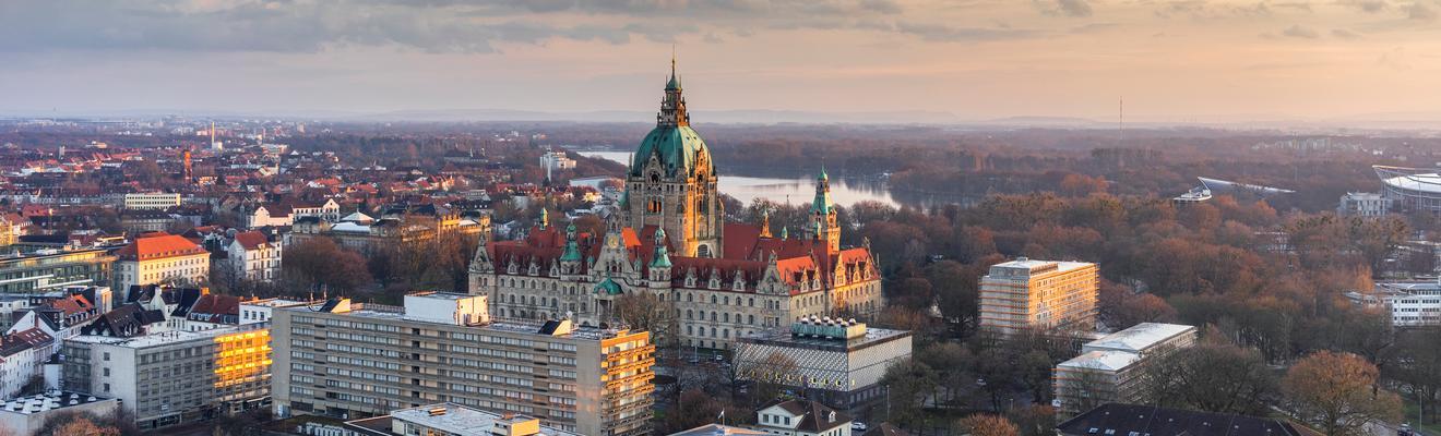 Hannover hotellia